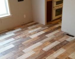 Photo #3: New floors for spring (MORTON Woodworks and Construction)