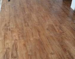 Photo #1: New floors for spring (MORTON Woodworks and Construction)