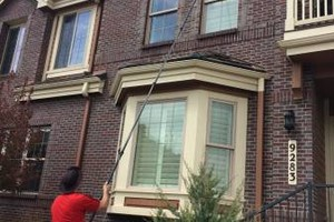 Photo #1: Window Cleaning At Affordable Prices - Glass, Screen, Frame Cleaning