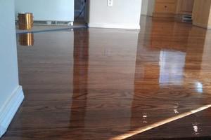 Photo #21: Lazarus Wood Floor Restoration