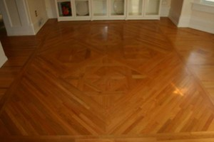 Photo #3: Lazarus Wood Floor Restoration