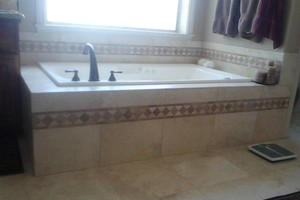 Photo #7: Tuscany Tile custom shower installs. 20+yrs!