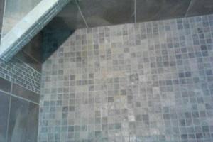 Photo #3: Tuscany Tile custom shower installs. 20+yrs!