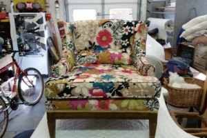 Photo #1: Powers Upholstery Custom Upholstery