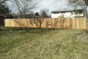 Photo #10: PREMIER FENCING CO. - wood, vinyl, wrought iron, chain link, split rail