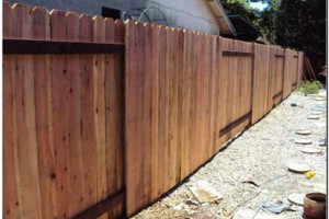 Photo #3: Need a fence built or fixed?