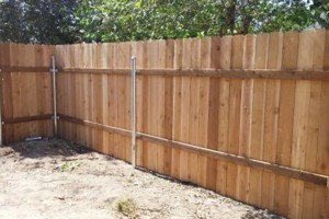 Photo #2: Need a fence built or fixed?