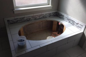 Photo #1: Professional Tile Work and Remodeling