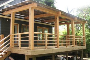 Photo #1: Decks-Room additions-Kitchen-Home Remodling....
