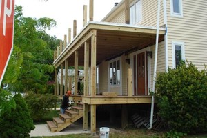 Photo #9: Decks-Room additions-Kitchen-Home Remodling....