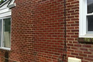 Photo #3: TUCKPOINTING, CHIMNEY REPAIR, BRICKLAYING