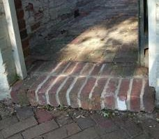 Photo #6: TUCKPOINTING, CHIMNEY REPAIR, BRICKLAYING