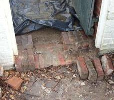 Photo #7: TUCKPOINTING, CHIMNEY REPAIR, BRICKLAYING