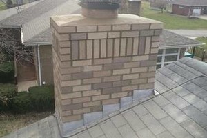 Photo #17: TUCKPOINTING, CHIMNEY REPAIR, BRICKLAYING