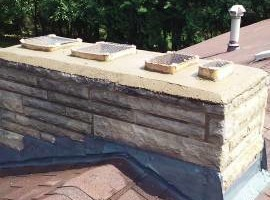 Photo #18: TUCKPOINTING, CHIMNEY REPAIR, BRICKLAYING