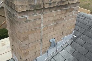 Photo #19: TUCKPOINTING, CHIMNEY REPAIR, BRICKLAYING