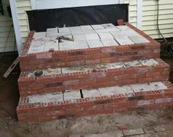 Photo #21: TUCKPOINTING, CHIMNEY REPAIR, BRICKLAYING