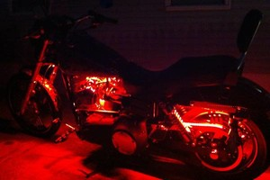 Photo #4: THE NEON CYCLE - LED LIGHTING