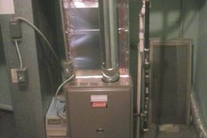 Photo #1: HEATING AND COOLING, GAS FURNACE $950.00 INSTALLED!