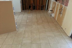Photo #3: Flooring, Tile, Kitchens, Baths, Carpentry! $Affordable$
