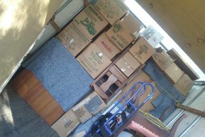 Photo #1: NEED SOME CHEAP MOVERS?! FOR $59 PER.HR. W/26FT.BOX TRUCK AVIL!