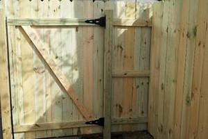 Photo #7: Fence One - fence installer