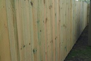 Photo #6: Fence One - fence installer