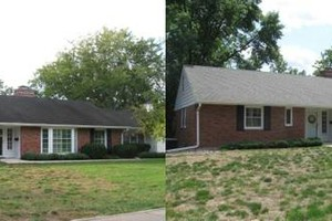 Photo #1: Curb Appeal Pros. Roof Cleaning and House Washing