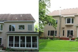 Photo #3: Curb Appeal Pros. Roof Cleaning and House Washing