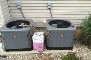 Photo #2: Gonna get a new ac & furnace!