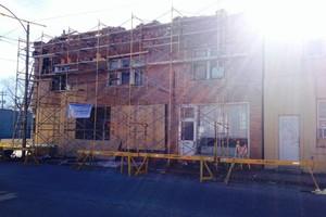 Photo #1: Tuckpointing, Brick, and Masonry Company