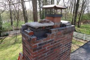 Photo #4: Tuckpointing, Brick, and Masonry Company