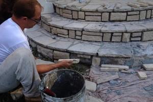 Photo #6: Tuckpointing, Brick, and Masonry Company
