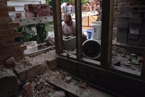 Photo #10: Tuckpointing, Brick, and Masonry Company