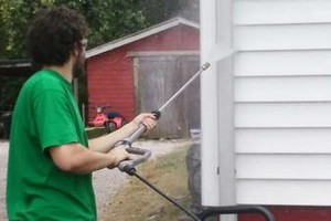 Photo #15: Rhew's Outdoor Services