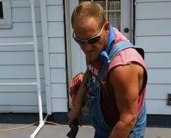 Photo #16: Rhew's Outdoor Services