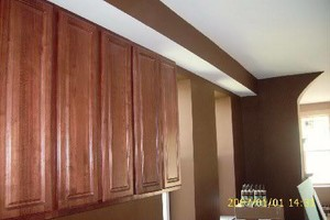 Photo #2: CUST0M Kitchens Remodel / Fence & Decks / Roof / Painting...
