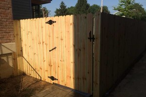 Photo #17: CUST0M Kitchens Remodel / Fence & Decks / Roof / Painting...