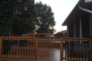 Photo #19: CUST0M Kitchens Remodel / Fence & Decks / Roof / Painting...
