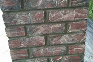 Photo #2: Tuck pointer/ brick layer