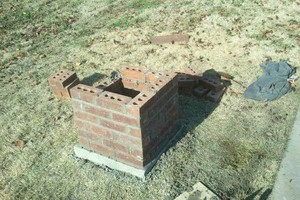 Photo #3: Tuck pointer/ brick layer