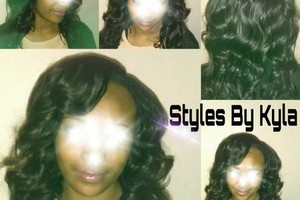 Photo #3: Styles By Kyla. $75 SPECIAL ALL SEW-INS/EXTENSIONS!