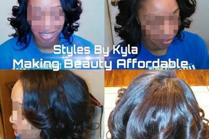 Photo #12: Styles By Kyla. $75 SPECIAL ALL SEW-INS/EXTENSIONS!