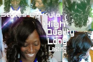 Photo #17: Styles By Kyla. $75 SPECIAL ALL SEW-INS/EXTENSIONS!
