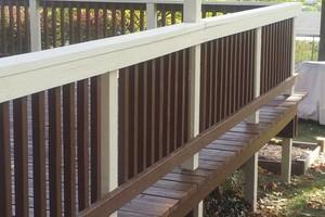 Photo #9: MARK HICKS. Privacy Fences / Custom Decks and More