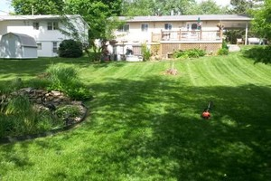 Photo #1: Cody K's Quality Exteriors. Landscaping Services / Lawn care