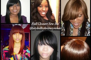 Photo #1: $75 for any braided sew in!!!