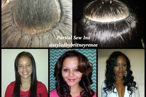 Photo #3: $75 for any braided sew in!!!