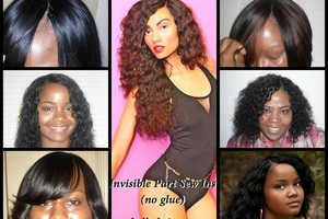 Photo #4: $75 for any braided sew in!!!