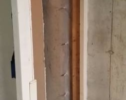 Photo #13: The Crack Medic. Basement Crack Repair & Carbon Fiber Wall Stabilization